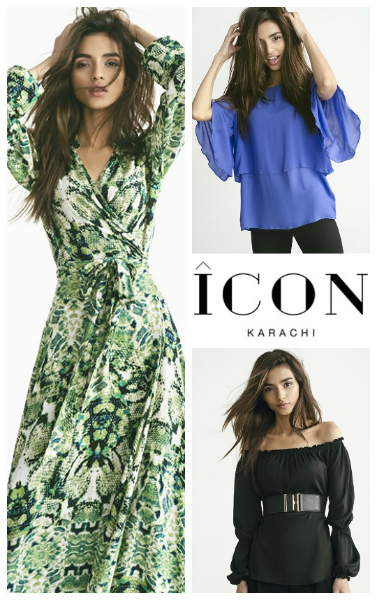 Ready, Set, Shoot: ICON by Hira Tareen Miss T Look Book!