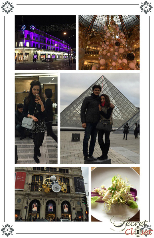 Shutterbug: Maliha Aziz Takes You on a Tour of Winter in Paris!