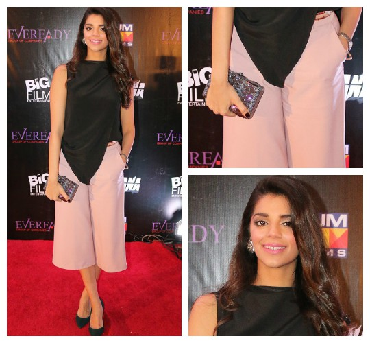 Style Notes: Sanam Saeed Modi on her Style Break Down For Bachanna Trailer Launch!