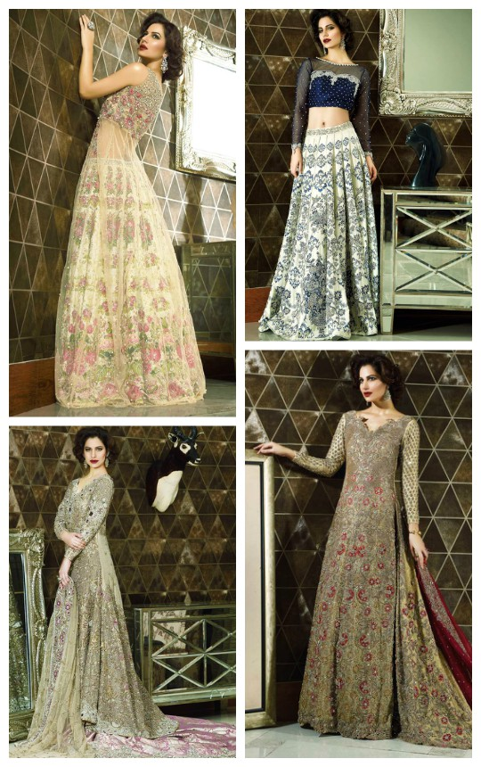 Ready, Set, Shoot: Shiza Hassan Couture Collection with Ather Shahzad!