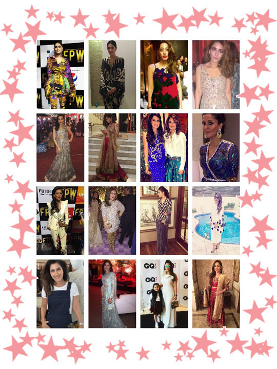 Style Notes: Style Stars of 2015!