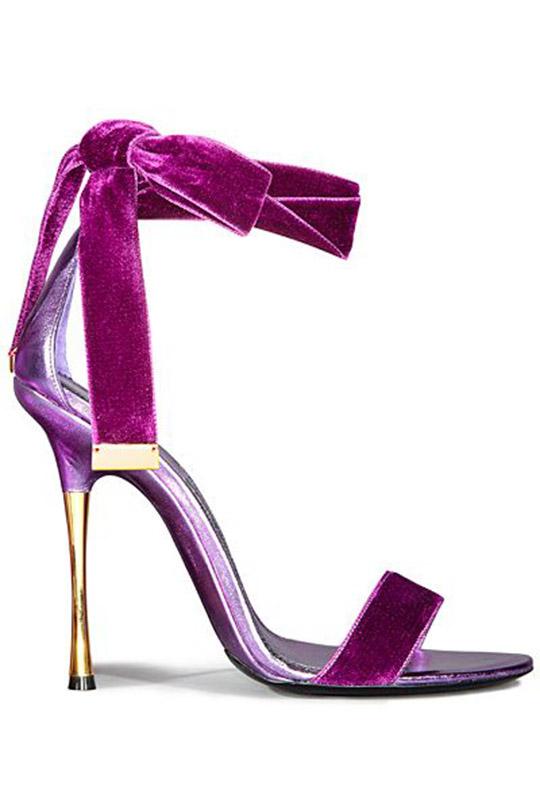International Edit Shoe Shine The Immortal Velvet Trend