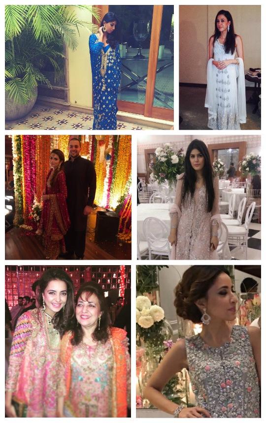 Style Notes: Fashionista Winter Wedding Style Break Down!