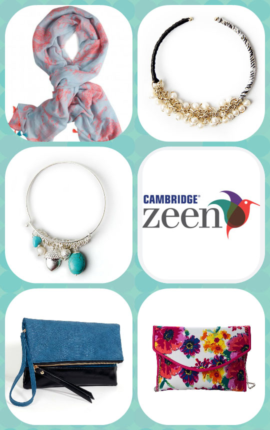 Weekend Obsession: Bauble up with Zeen's New Accessories Collection!