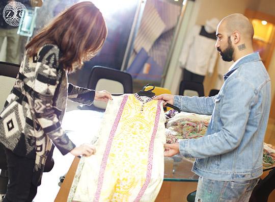 Usman Jamshed Studio