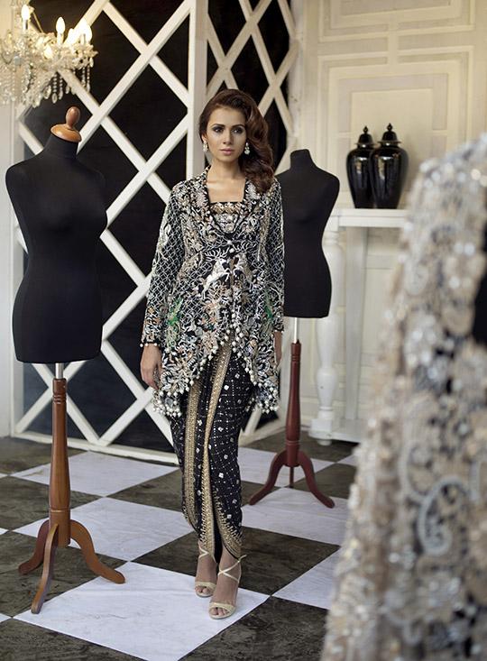 Ready, Set, Shoot: Nida Azwer Mystical, Magical, Magnificent Couture!