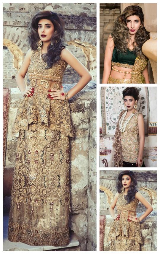 Ready, Set, Shoot: Saira Rizwan Royal Velour 2016 – A Traditional Twist