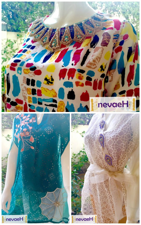 Exhibition Hit List!: Nevaeh by Hafsa Khan pop-up shop on the 4th of June 2016