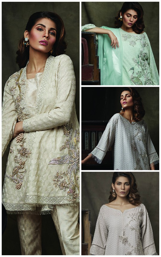 Weekend Obsession: Zara Shahjahan Eid Luxury Pret Collection 2016