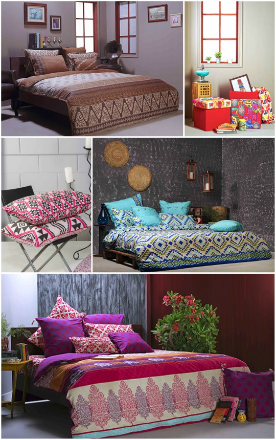 Whats in store?: Gul Ahmed Ideas home inviting Autum/Winter collection!