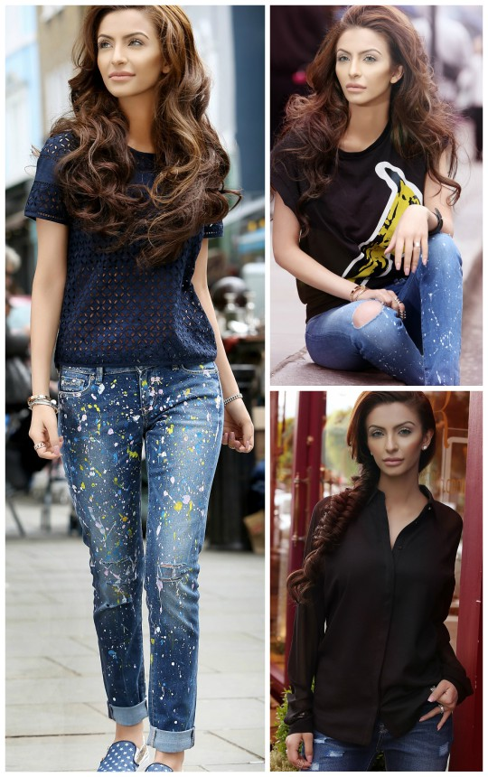 Designer Debut: Pepe Jeans Pakistan Limited Edition by Faryal Makhdoom; #BreakYourJeans