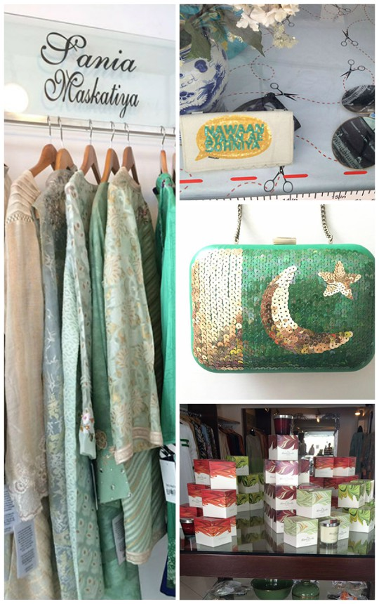 Exhibition Hit List: Ensemble Karachi Independence Day pop up 12th-14th of August!