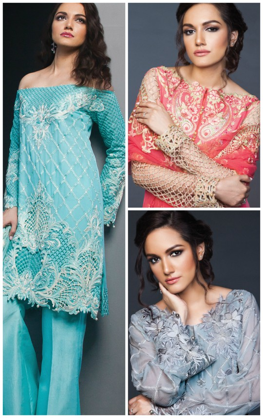Designer Debut: Anaya by Kiran Chaudhry's Fabulous Eid Collection!