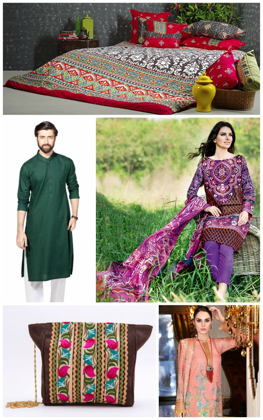 Whats in Store?: Gul Ahmed Ideas Pret 25% off SALE!