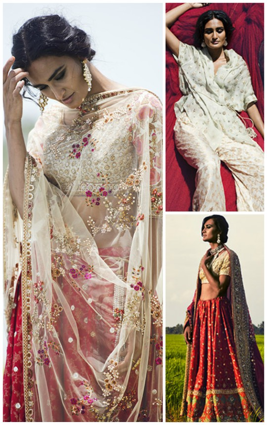READY, SET, SHOOT! MISHA LAKHANI'S LATEST COUTURE COLLECTION