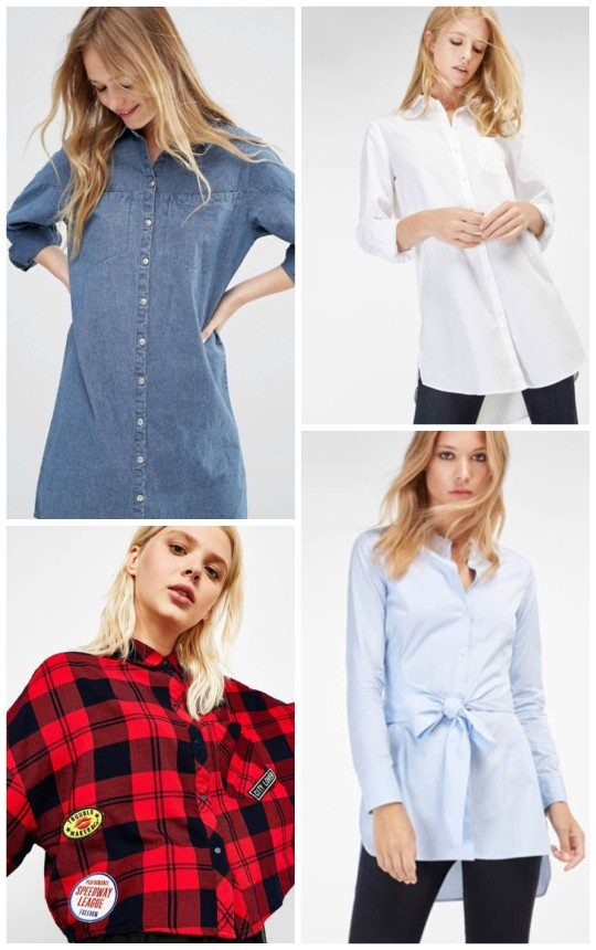 TREND ALERT: MUST HAVE SHIRTS FOR THE FALL SEASON!