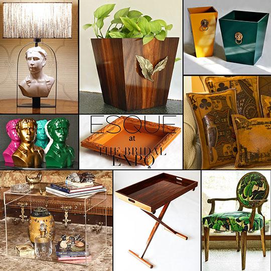 Exhibition Hit List Esque S Unique Designs At The Bridal Expo In