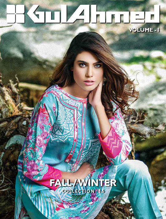 What's in Store?: Gul Ahmed Winter Collection 'Pakistan ki Pehchan' 2016!