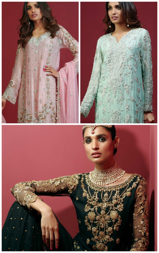 SHUTTERBUG: AN EXCLUSIVE LOOK AT ROZINA MUNIB'S BRIDAL COLLECTION FOR FPW!