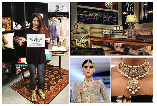 INTERVIEWS: Alyzeh Rahim Shirazi and Sania Hasnain give us the inside scoop on the upcoming Bridal Expo by The Exhibitt!