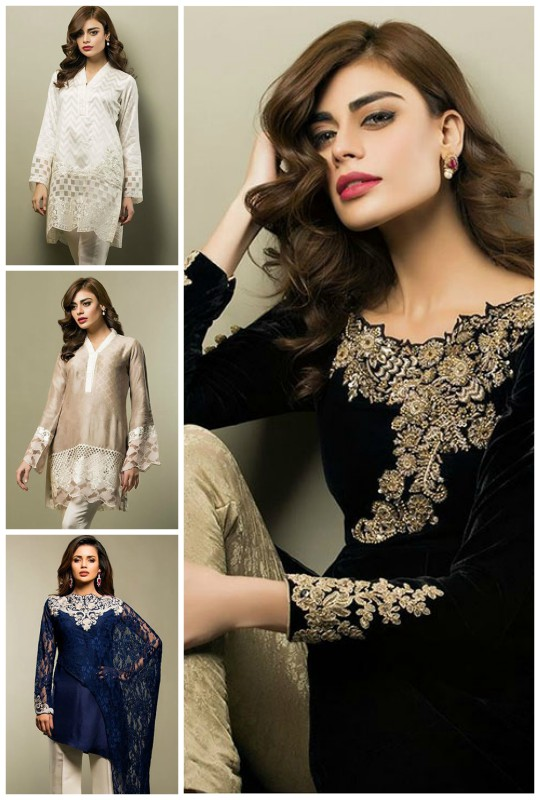 What's in Store?: Zainab chottani's new winter festive collection 2016!