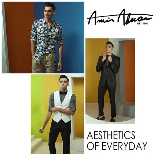 Behind The Scenes: Amir Adnan Set To Launch Their Suave Men's Wear Line at FPW'17!
