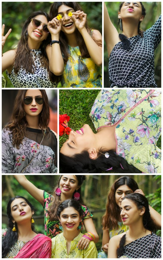 Ready, Set, Shoot!: Nishat Linen's Empowering Campaign- NL You!