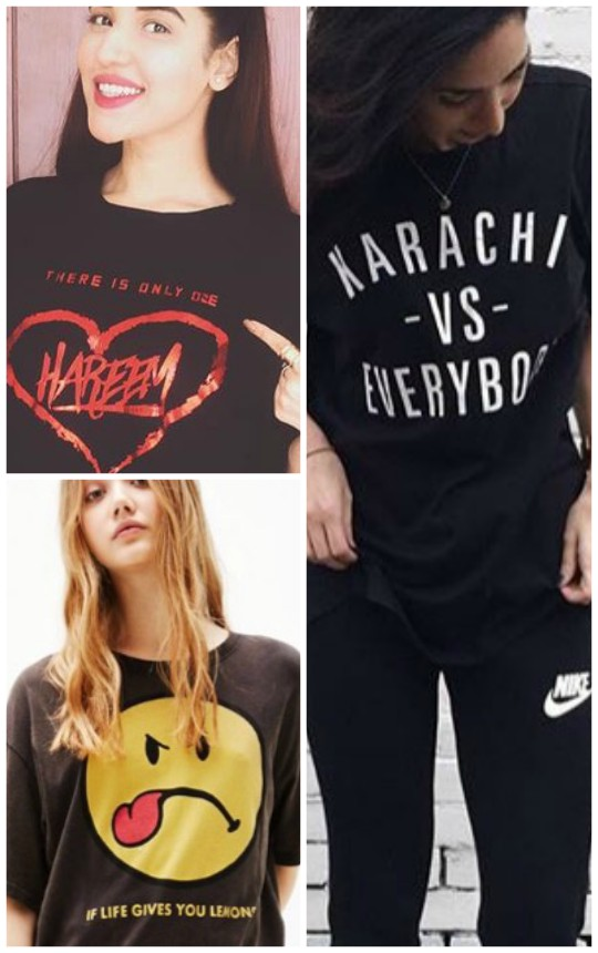 Trend Alert: Make A Statement In Quirky Slogan T-shirts!