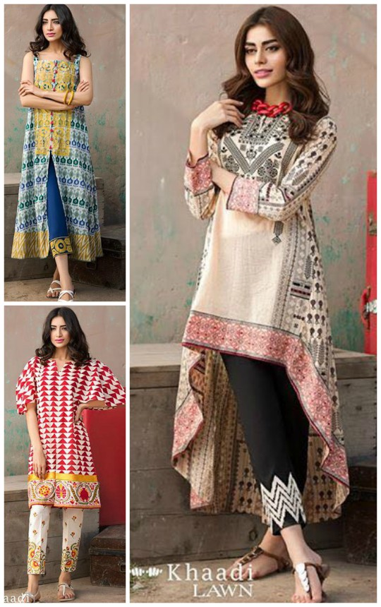 4c223a6095 What's in Store?: Khaadi's 2 piece Lawn Collection'17 – Secret Closet