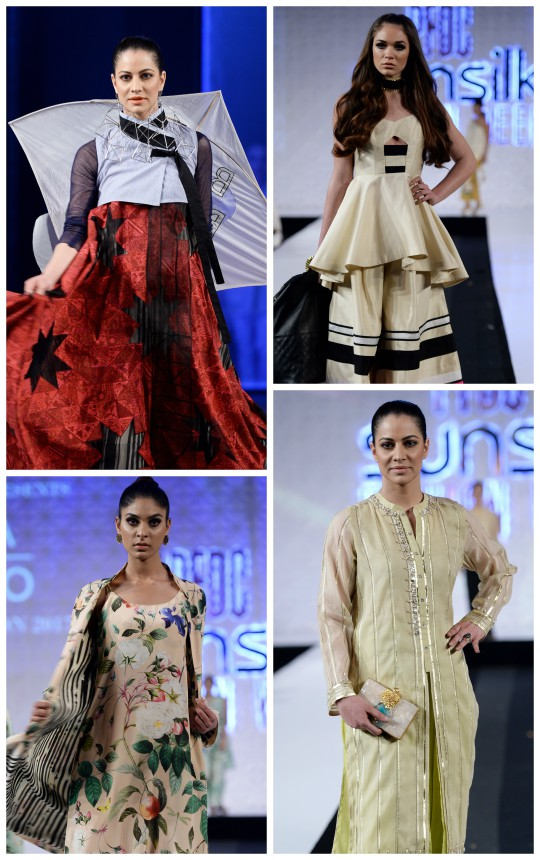 Project Runway: PFDC Sunksilk Fashion Week Day 1- Top Picks!