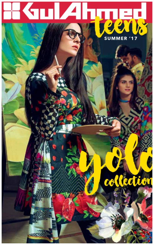 What's In Store? Yolo By Gul Ahmed's Latest Collection!