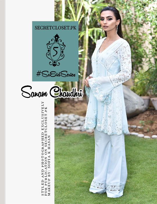 Style Notes: The Eid Edit look 5 featuring Sanam Chaudhri!