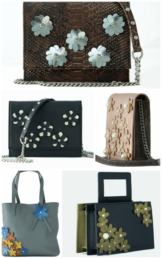 Designer Debut: Cut Like a Dream; MAHVASH 'Cut Out for Love'  Handbags!