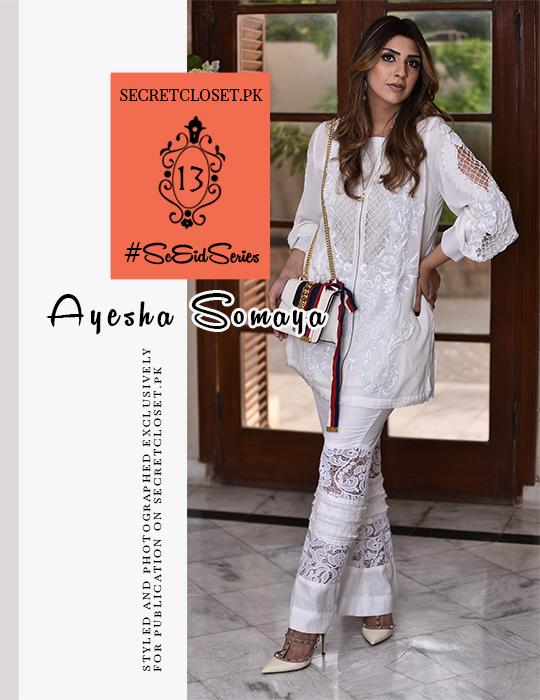 Style Notes: The Eid Edit Featuring Ayesha Somaya!
