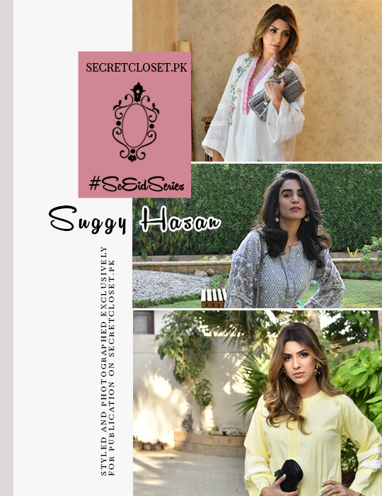 Style Notes: The Eid Edit Featuring Suggy Hasan!