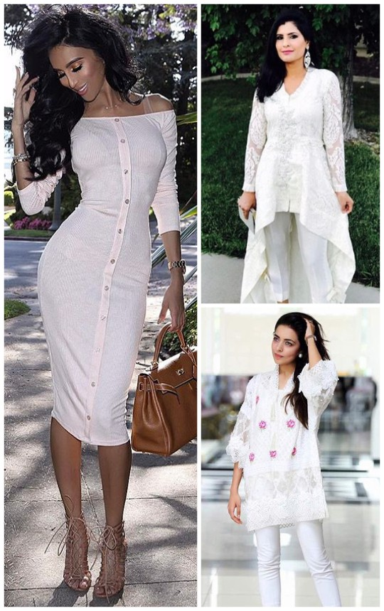 Colors To Keep: Look White Hot All Summer Long!
