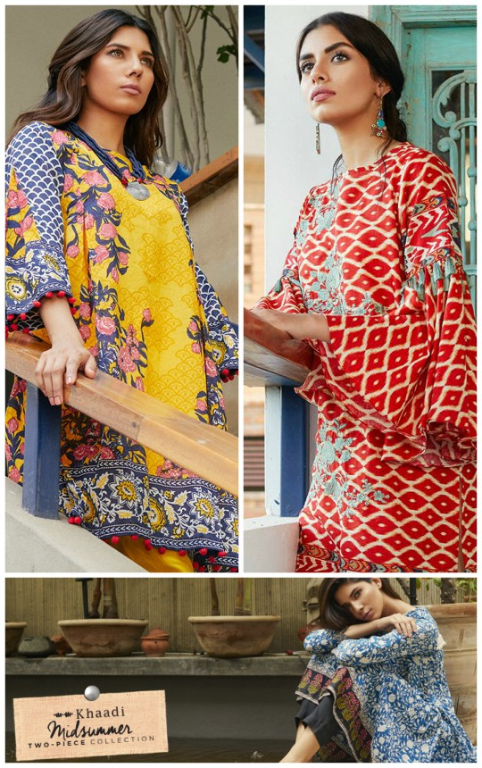 What's In Store: Mid-Summer Monsoon at Khaadi!