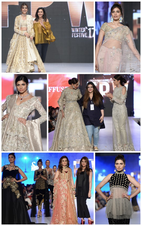 Project Runway: FPW 2017 Day 1 Top Picks-Misha Lakhani, Suffuse, Saira Rizwan and Obaid Sheikh