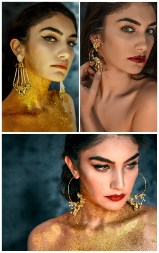 Style Notes: Esfir's One Of A Kind Collection-Seven Deadly Sins!