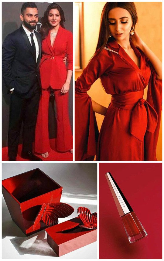 Colors to Keep: #50ShadesOfRed!