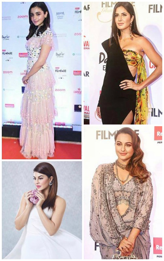 Style Notes: Best Dressed At The Reliance Digital Filmfare Glamour And Style Awards!
