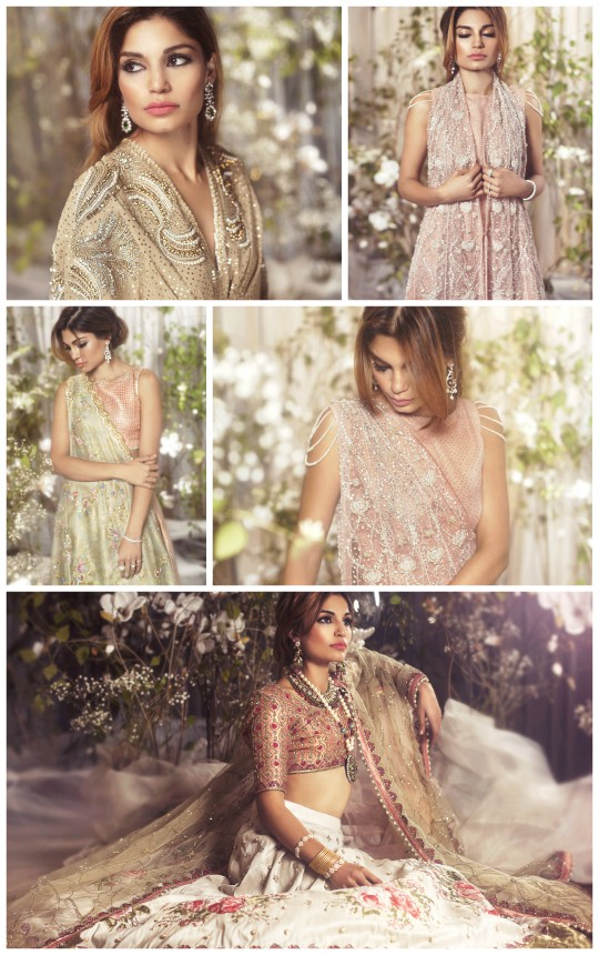 Ready, Set, Shoot! Farida Hasan's new SS18 Formals Out Now!