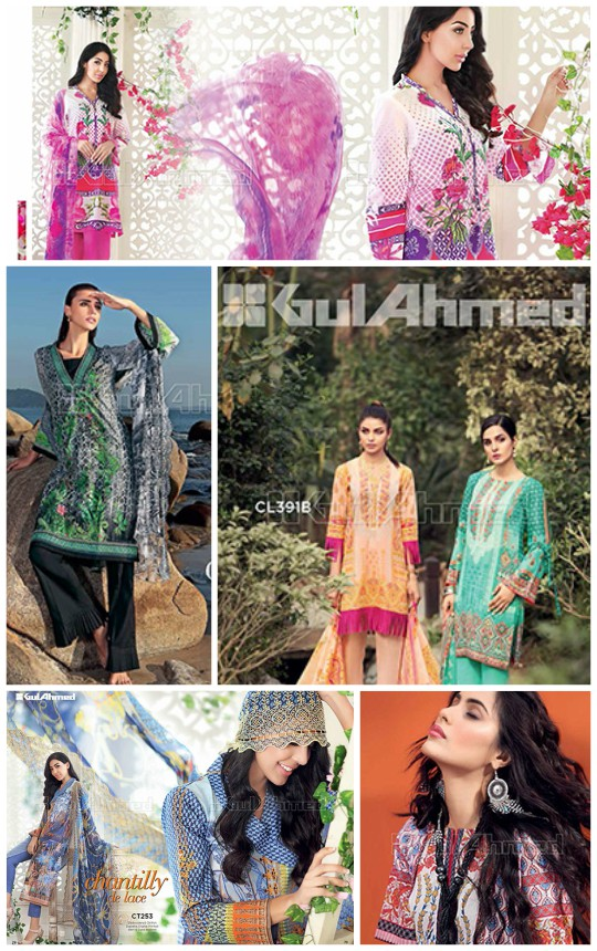 Ready, Set, Shoot!: Summer Style Done Right With Gul Ahmed's Latest Collections!