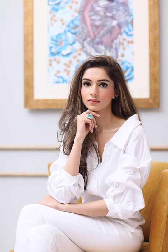 The Secret Word: Introducing Zehra Saleem!