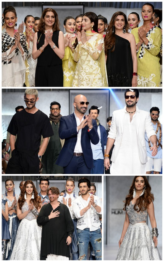 Project Runway: Hum Showcase 2018 Day 2 Top Picks – HSY, Nickie Nina and Rizwan Beyg!