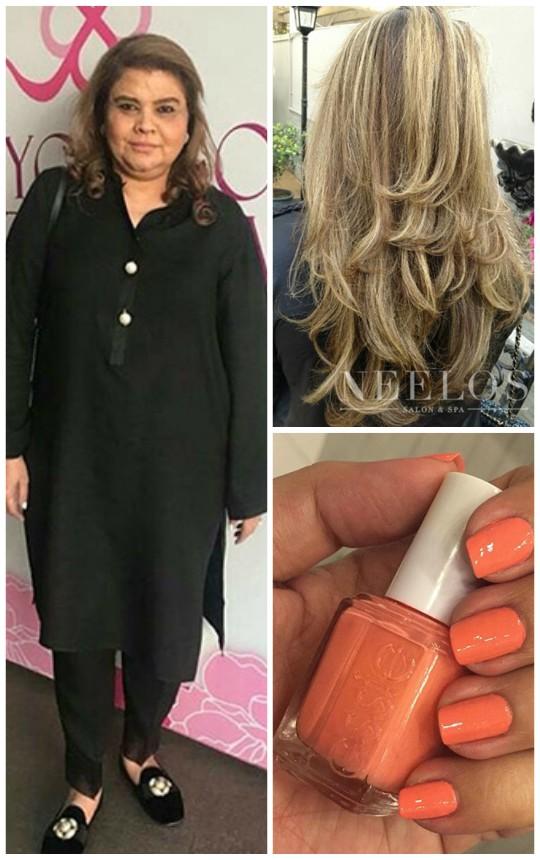 Health & Beauty: Spa Day At Neelo's Salon!