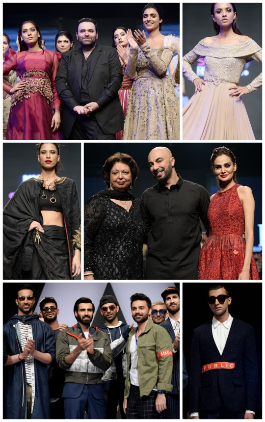 abe6d4fd11 Project Runway: PSFW'18 Day 3 Top Picks- Fahad Hussayn, HSY and Republic by  Omar Farooq!