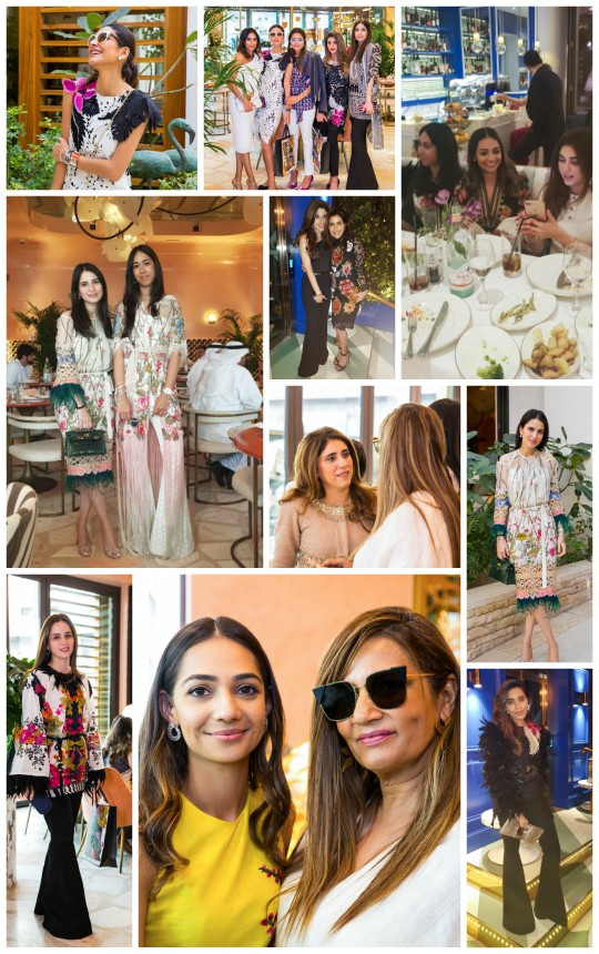 Style Notes: Sana Safinaz ITGirl's take Dubai By Storm!