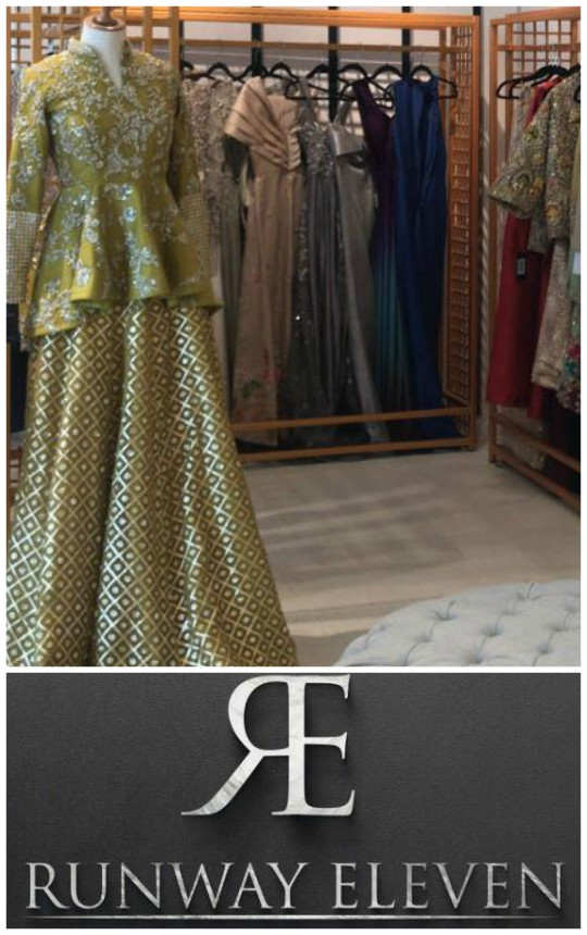 The Secret Word: Somaya Adnan Brings Lahore Fashion To Karachi With Runway Eleven!