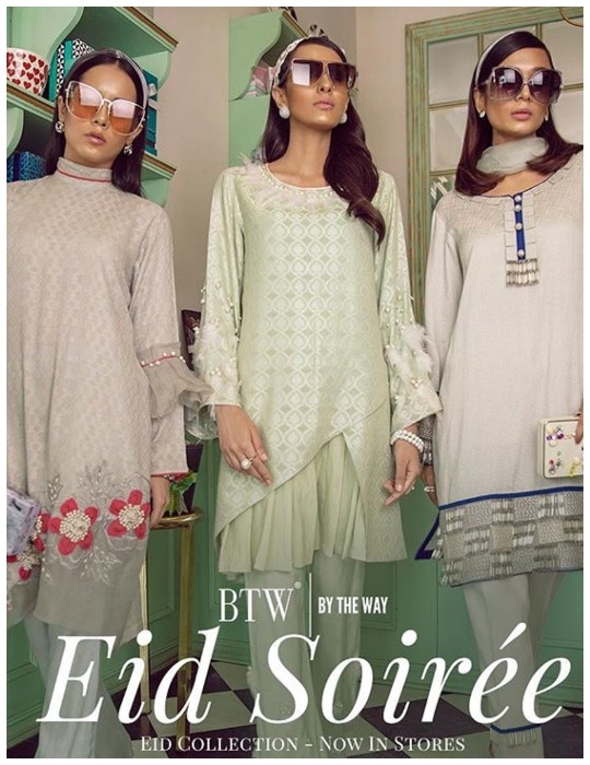 "What's In Store: By The Way Launches Their ""Eid Soiree"" Collection!"